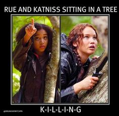 Hunger Games Humor / Funny