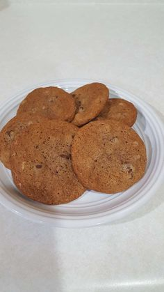 Check out Malted Milk Chocolate Chip Cookies. 2017 Holiday Cookie Contest
