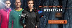 Najlepszej jakości odzież termoaktywna Icebreaker na Landersen.pl