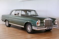 Mercedes Benz - 280 SE coupe W111 - 1968