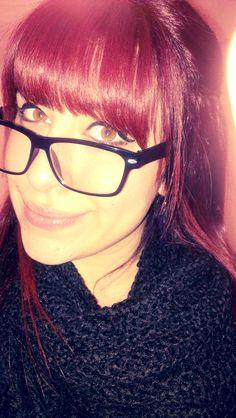 redhair cat eye