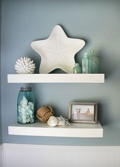 This easy tutorial will show you how to build these DIY floating shelves in your home. Just follow the step-by-step instructions.
