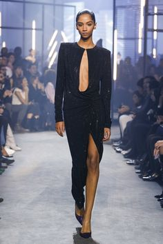 Alexandre Vauthier Spring 2018 Couture Fashion Show Collection