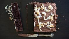 Everyone needs a good old-fashioned chocolate cake in their repertoire that is easy enough to whip up on a whim. Anneka Manning's melt and mix chocolate coconut cake is that recipe. Check out our Bakeproof column for tips and recipes.