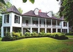 Melrose Plantation c1833, Natchitoches LA when visiting New Orleans, take a road trip
