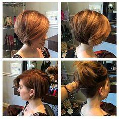 Trendy Bob Haircuts | Bob Hairstyles 2015 - Short Hairstyles for Women