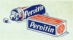 """The ancestor of crystal meth. German company Temmler Werke launched its Pervitin form of methamphetamine in """"Alertness aid,"""" read the packaging, to be taken """"to maintain wakefulness. Operation Dynamo, Crystal Meth, Drug Memes, Ukraine, Leather Rifle Sling, Best Advice Ever, Laszlo Moholy Nagy, Isometric Drawing, Corning Museum Of Glass"""