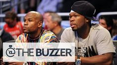50 Cent issues Floyd Mayweather reading test along with #IceBucketChallenge | FOX Sports