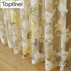 Cheap sunflower curtain, Buy Quality curtains sheets directly from China curtain electric Suppliers: