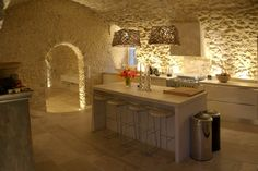 Incredible stone villa in Provence, France