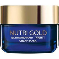 Loreal Nutri Gold Nightcream Mask 50ml