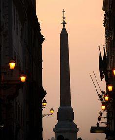 Roma: via sistina | Flickr - Photo Sharing!