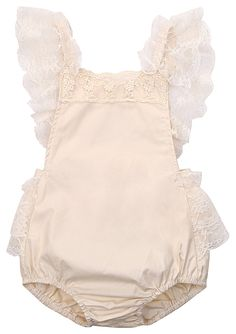 SALE 55% OFF + FREE SHIPPING! SHOP Our Ruffle Lace Romper for Baby & Toddler Girls