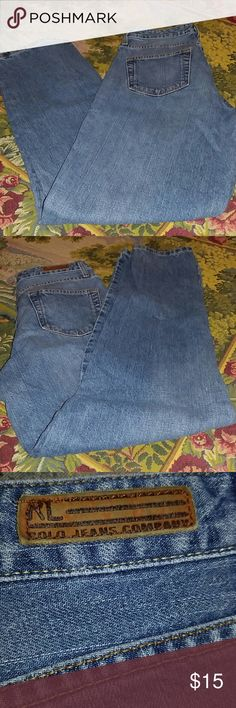 RALPH LAUREN, Polo Jeans Co. Gently used. No issues. Ralph Lauren Jeans Boot Cut