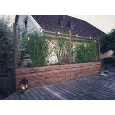 Our grass box Diy Home Interior, Interior And Exterior, House Yard, Garden Architecture, Yard Design, Outdoor Living, Outdoor Decor, Succulents Garden, Yard Landscaping