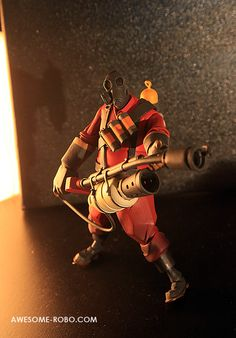 These TF2 toys are a work of art.