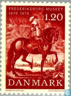 Denmark - Museum Of Frederiksborg. 1978
