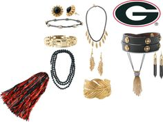 """""""Get ready for the DAWGS!"""" by robin-willis on Polyvore"""