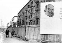 Lähiö Neuvostoliitossa vuonna 1979. Soviet Union, Russia, Art, History, Craft Art, Kunst