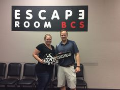 These two agents escaped Classified with seconds to spare!