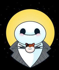 Baymax Hug By VVeeDX Abbracci Pinterest Baymax - Baymax imagined famous disney characters