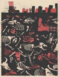 Energia tropicale e riscoperta delle tradizioni tribali: André Ducci - Picame Storyboard, Behance, Creative Inspiration, Illustrators, Digital Art, Illustration Art, Kids Rugs, Comics, Drawings