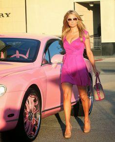 Paris Hilton is Living the Barbie Life