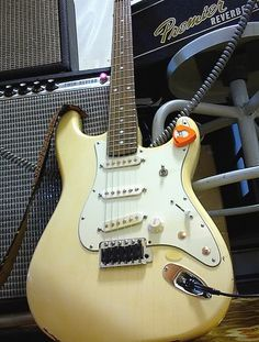 1988 Fender Stratocaster - Made in America - have one this color