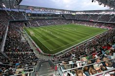Soccer Stadium, Football Stadiums, Leonel Messi, European Football, Salzburg, Red Bull, World, Awesome, Be Awesome