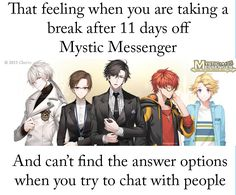 DAMMIT WHERE'S THE RUDE, NORMAL, AND FLIRTY OPTIONS?!??!?!