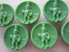 vintage gnome buttons