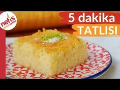 5 Dakika Tatlısı Tarifi (Şerbeti Kaynatmak Yok! ) – Videolu – Nefis Yemek Tarifleri Pie Recipes, Dinner Recipes, Dessert Recipes, Cooking Recipes, Pasta Cake, Easy 5, Cornbread, Vanilla Cake, Deserts