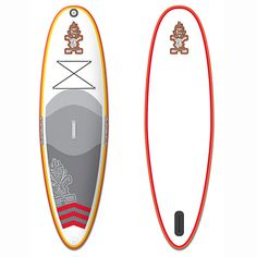 """Astro Whopper Fun 10'0""""- Starboard SUP Paddleboard"""