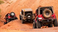 Best Places to go on an Off Road Adventure ... Def want to make it Moab with the Wranger one day!!!!