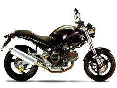 Ducati Monster 600 Dark (2001)