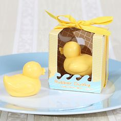 Baby Shower Rubber Ducky Soap Favors – USD $ 1.99