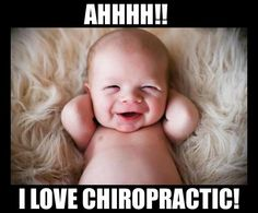 How I feel every time I leave the chiropractor.