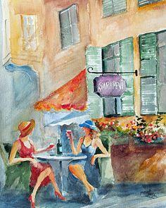 Test Of Wine... Art Print by Faruk Koksal