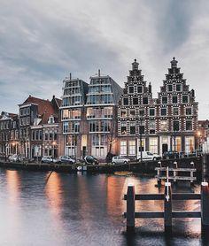 Haarlem, The Netherlands by IG een_wasbeer