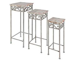 Conjunto de mesas oldway - mist $R700,00 westwing