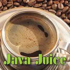 The Indonesian phrase Kopi Jawa refers not only to the origin of the coffee bean, but is also used to distinguish a strong, black, very sweet coffee, with powdered grains and fantastic full flavour. We have taken these attributes for our Java Juice, and added hints of cream to bring you a perfect macchiato coffee vape. Even a real coffee snob will not be disappointed.