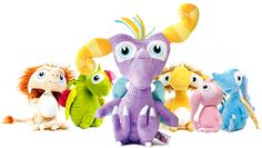 The WorryWoo Monsters are an award-winning series of children's books and plush dolls to promote healthy emotional wellness. My favourites are: Don't Feed the WorryBug and The Very Frustrated Monster. Receive 10% off your entire order when you enter code 'Woo10' at www.worrywoos.com.