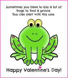 Green Valentine Frog with pink hearts - vector Clip Art Weekly Behavior Charts, Behaviour Chart, Funny Greetings, Funny Greeting Cards, Valentines Day Pictures, Valentine Day Cards, Valentine Ideas, Public Domain, Frog Outline