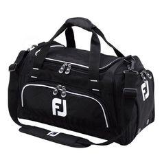 7a4ae6f0ffd9 F S FootJoy DUFFLE BAG FJDFL12 Black Shoes Pocket from Japan  FootJoy Golf  Putters