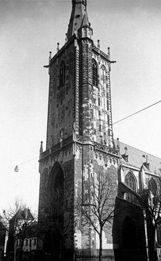 Köln, ca 1925, Severinskirche