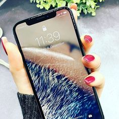 Hello gorgeous new iPhone X! _____________ Source: @stempelwiese