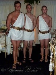I Hope This Post Doesnu0027t Come Off As Being Perverse, Or Sexist In Any Way.  But, Here Is What I Found To Be The Most Fascinating Aspect Of The Toga  Party. ...