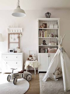 11 Kids Playroom With Tent Decorations Playroom Decor, Kids Decor, Baby Bedroom, Kids Bedroom, Tent Decorations, Kids Room Design, Dream Decor, White Decor, Kid Spaces