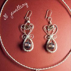 go well with baroque Wire Wrapping, Baroque, Washer Necklace, Jewellery, Drop Earrings, Inspired, Pendant, Instagram Posts, Inspiration