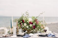 WedLuxe– A Moody, R
